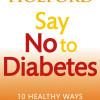 SayNoToDiabetes_C_newfoil.indd